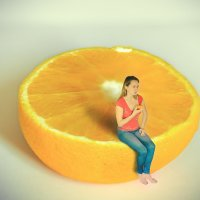Orange juice :: Дак9 -