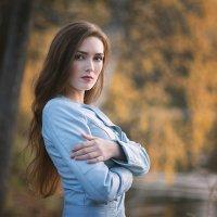 Девушка и осень :: Алекс Римский