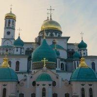 Ново-Иерусалимский монастырь :: Виктория Нефедова