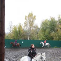 прогулка перед соревнованиями :: Евгений Вяткин