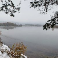 Первый снег в октябре :: Галина
