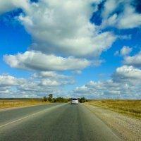 Дорога в облака :: Ольга