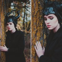 Maleficent :: KATYA DAVLETOVA