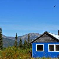 Домик в горах :: Сергей Чиняев