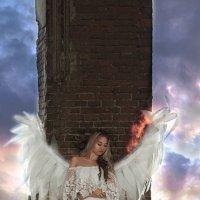 Ангел :: Анастасия Тищенко