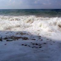 белопенная волна :: tgtyjdrf