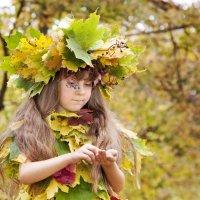 грустная осень :: Оксана Джафарова