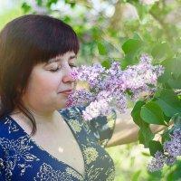 Весенняя прогулка :: Дарья Семенова