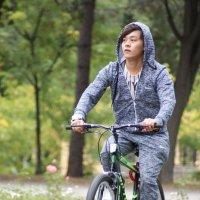 Прогулька на велосипеде :: Abdulaziz Mirzaakhmedov
