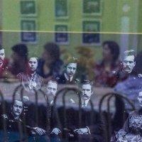Между прошлым и будущим, или Просто отражение :: Валерий Симонов