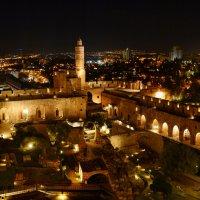 Иерусалим. Башня Давида. :: Ludmila Frumkina