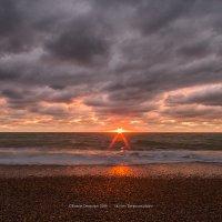 Закат на Черном море :: Roman Dergunov