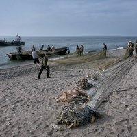 рыбаки :: сергей агаев