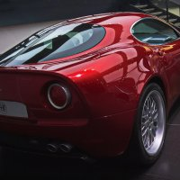 Alfa Romeo 8С Competizione :: M Marikfoto