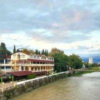 река Сочинка после дождя :: Антонина Владимировна