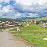 Село Балыктыюль :: val-isaew2010 Валерий Исаев