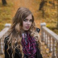 Портрет Ксюши :: Женя Рыжов