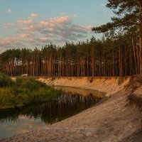 Река Усманка :: Roman Dergunov