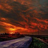 Рассвет перед бурей :: Владимир Григор