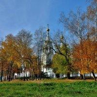 г.Муром  Вид на женский монастырь. :: АЛЕКСАНДР СУВОРОВ