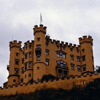 Домик в Германии,Замок Хоэншвангау. :: Валентина Потулова