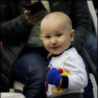 Любимая игрушка всегда со мной! :: Алексей Патлах