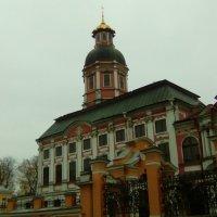 Александро-Невская Лавра. (Санкт-Петербург). :: Светлана Калмыкова