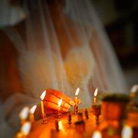 свадебные свечи :: shota