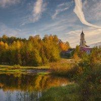 Воскресенский сентябрь... :: Roman Lunin