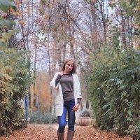 Осень :: Алёна Тарханова