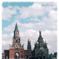 кремль??? :: Владимир Родин