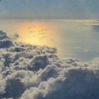 Под крылом самолета :: Galina