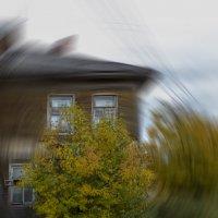 Осень в Соломбале. :: Алена Малыгина