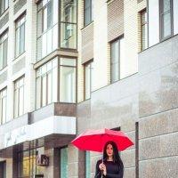 Autumn on the streets - осень на улицах города. Фотограф в Белгороде :: Руслан Кокорев