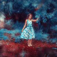 Сказочная Анастасия... :: Olga Rosenberg