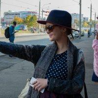 Фотосессия девушек на улице в Минске :: Дмитрий Шишкин