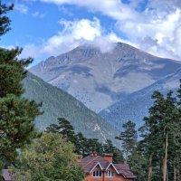 Домик в горах :: Дмитрий
