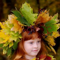осень :: Оксана Джафарова