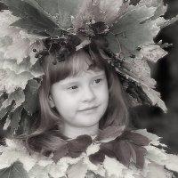 осень без красок :: Оксана Джафарова