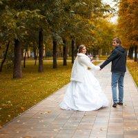 Осенняя пара :: Анна Меркулова