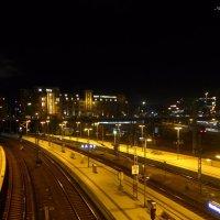 Ночной Гамбург :: Nina Yudicheva