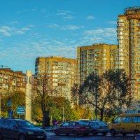 Московский пейзаж :: Игорь Герман