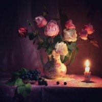 О розовых мечтах.. :: Svetlana Sneg