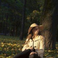 В лучах солнца :: Анна Городничева
