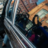 Съемка модели в автомобиле :: Дмитрий Шишкин
