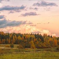 После заката... :: Александр Никитинский
