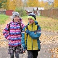 Трое шли из школы 4 :: Валерий Талашов