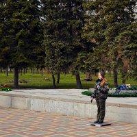 Пост №1. :: Владимир Болдырев
