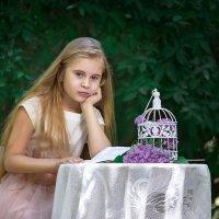 В саду :: Елизавета Тимохина