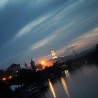 Вечер на набережной :: Svetlana Uryupina